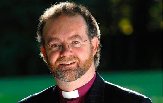 An image of Bishop James Jones